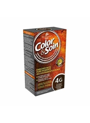 Color soın Color&Soin 4G Golden Chestnut Renksiz